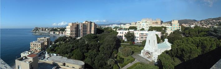 panoramica Gaslini